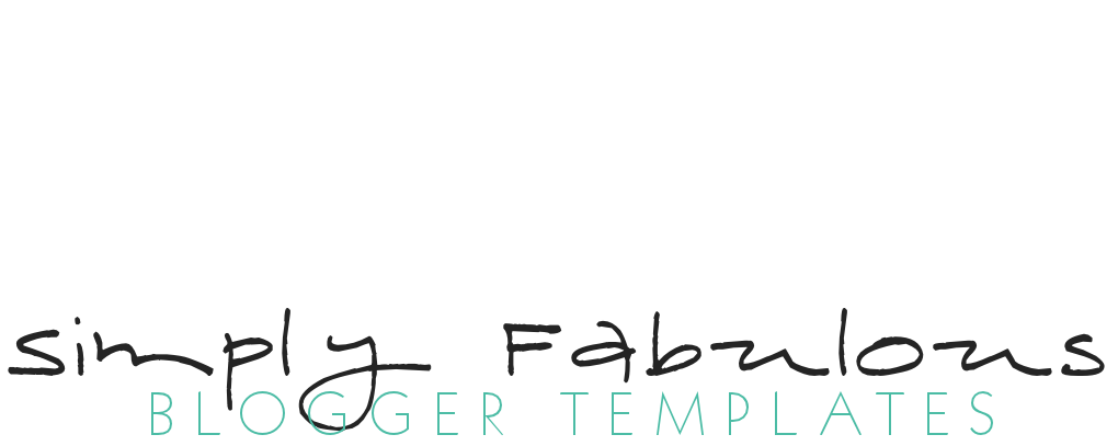 Simply Fabulous Blogger Templates